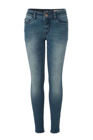 super skinny jeans Diego blauw/groen