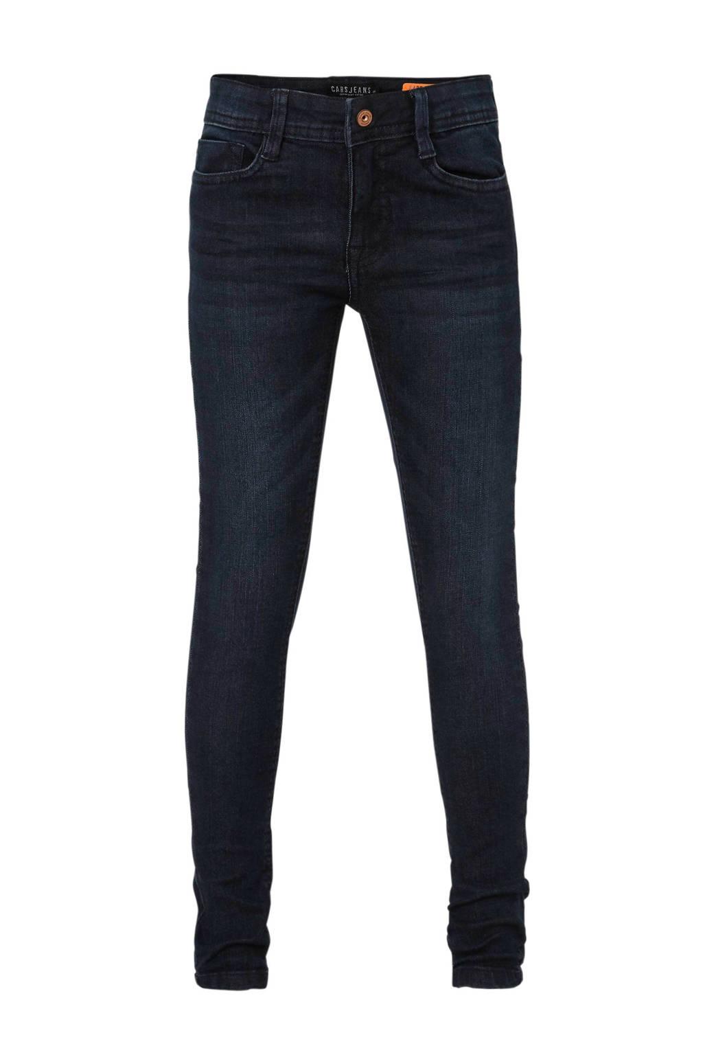 Cars skinny jeans Davis blue black, Blue black