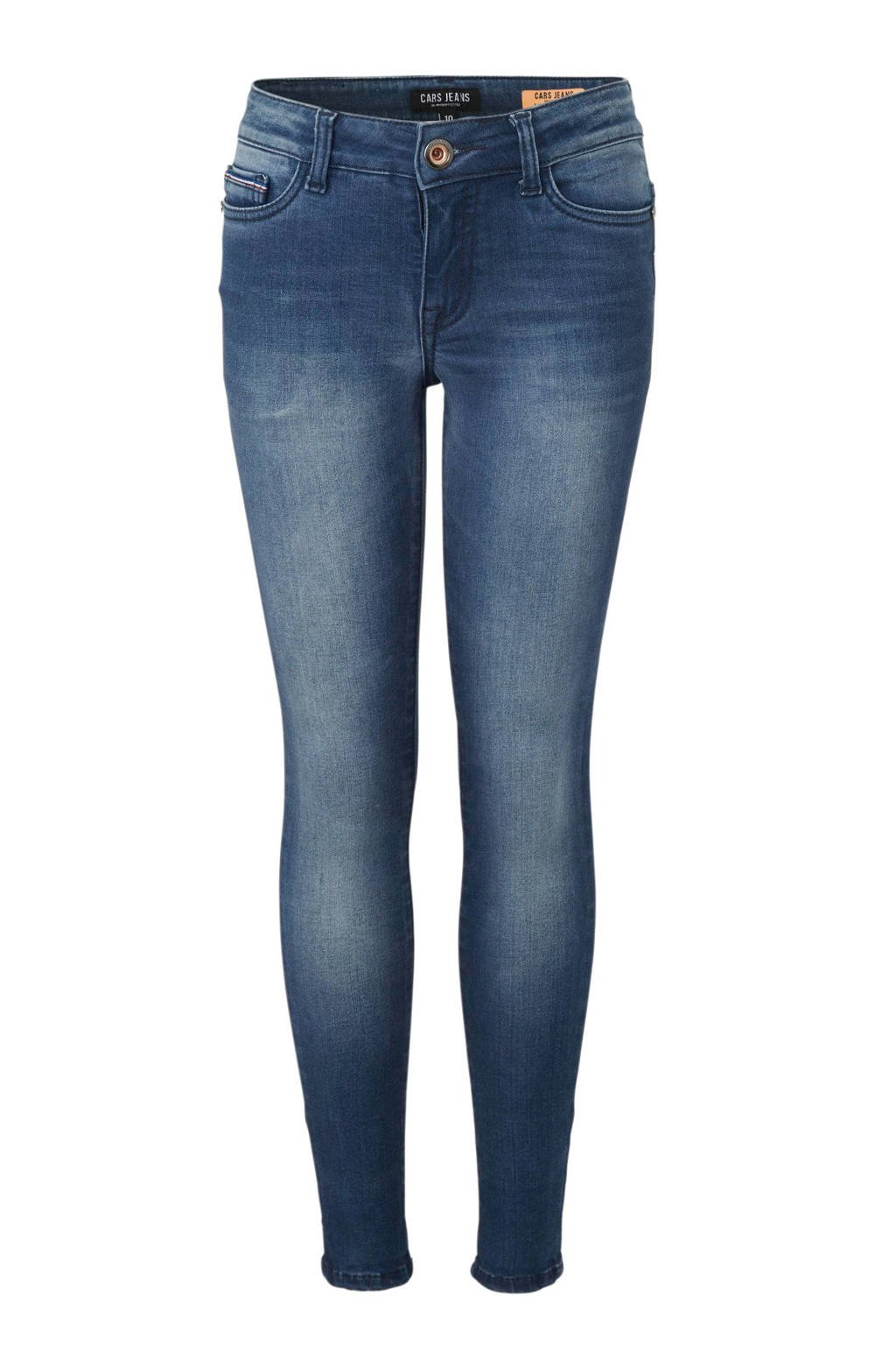 Cars jeans Diego, Donkerblauw