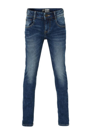 slim fit jog denim Boston light blue stone