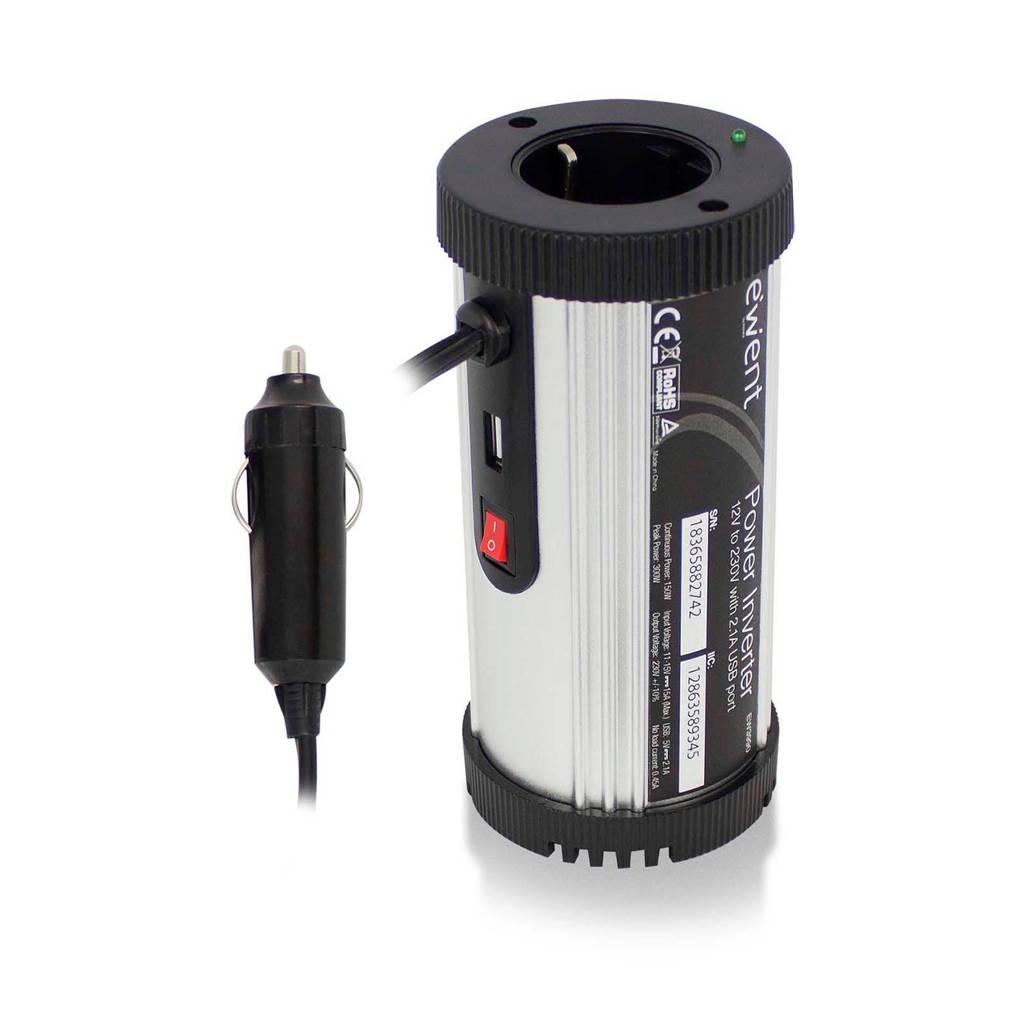Ewent  Ewent 12volt naar 230 volt omvormer EW3990, -