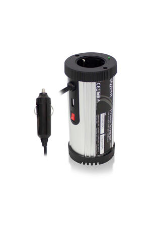 Ewent 12volt naar 230 volt omvormer EW3990
