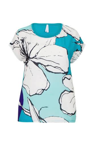 c5a025aab62 Miss Etam Plus Dames T-shirts & tops bij wehkamp - Gratis bezorging ...