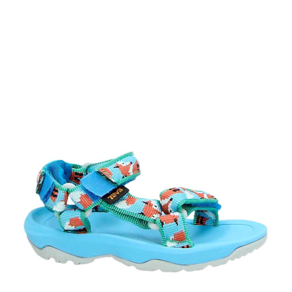 Teva Hurricane XLT 2 outdoor sandalen blauw, Blauw, Jongens/meisjes