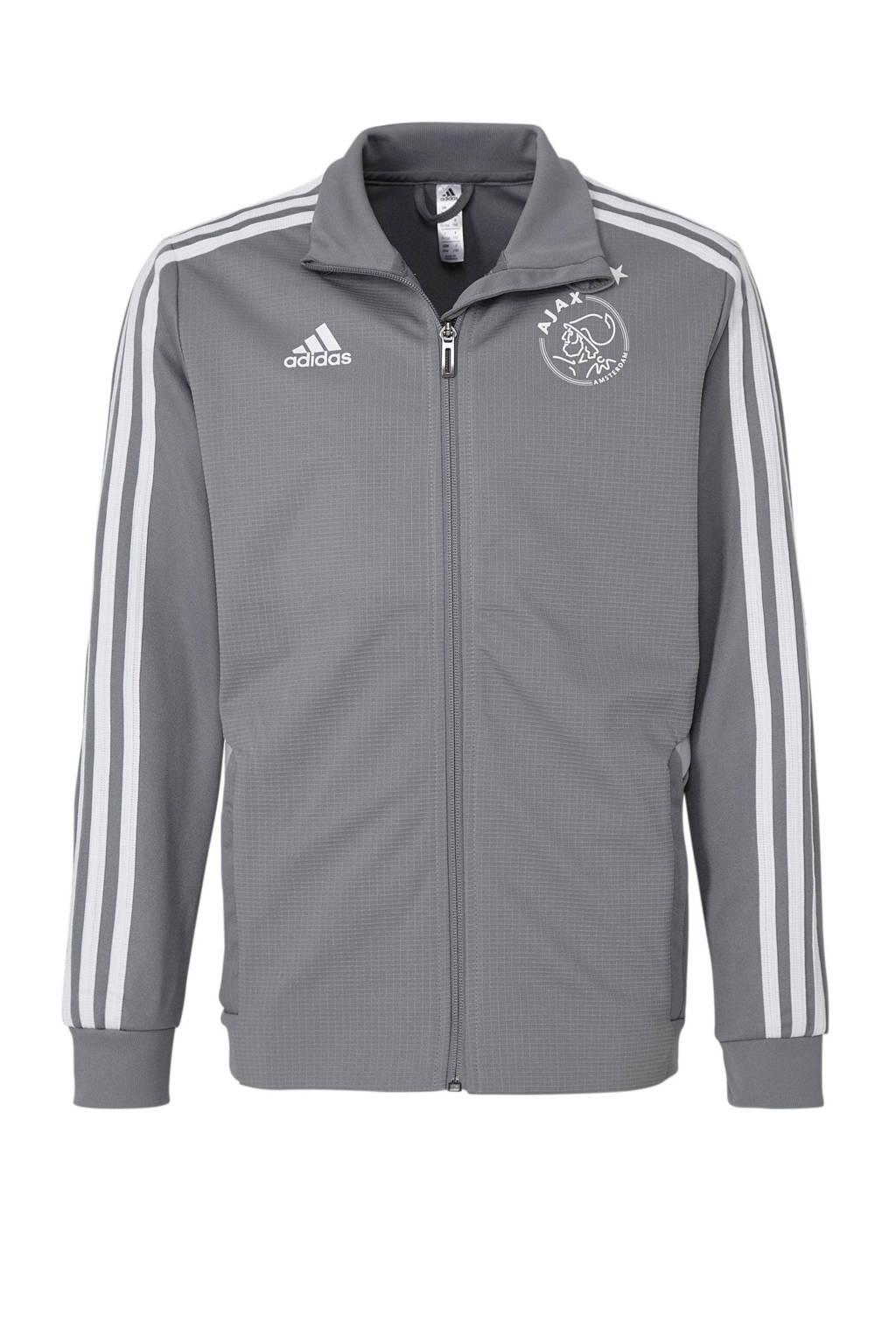 adidas Junior Ajax voetbaljack Training, Jongens/meisjes