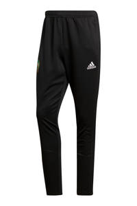 adidas Performance Senior Marokko voetbalbroek Training, Zwart/wit