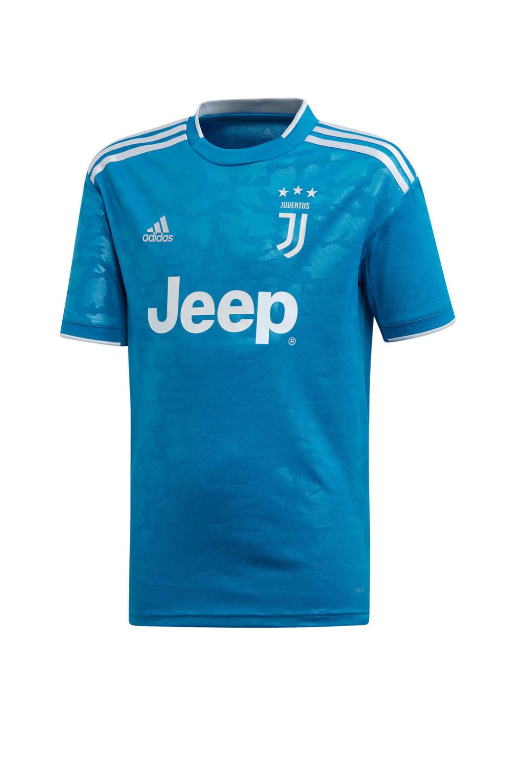 adidas performance Junior Juventus voetbalshirt, Jongens/meisjes