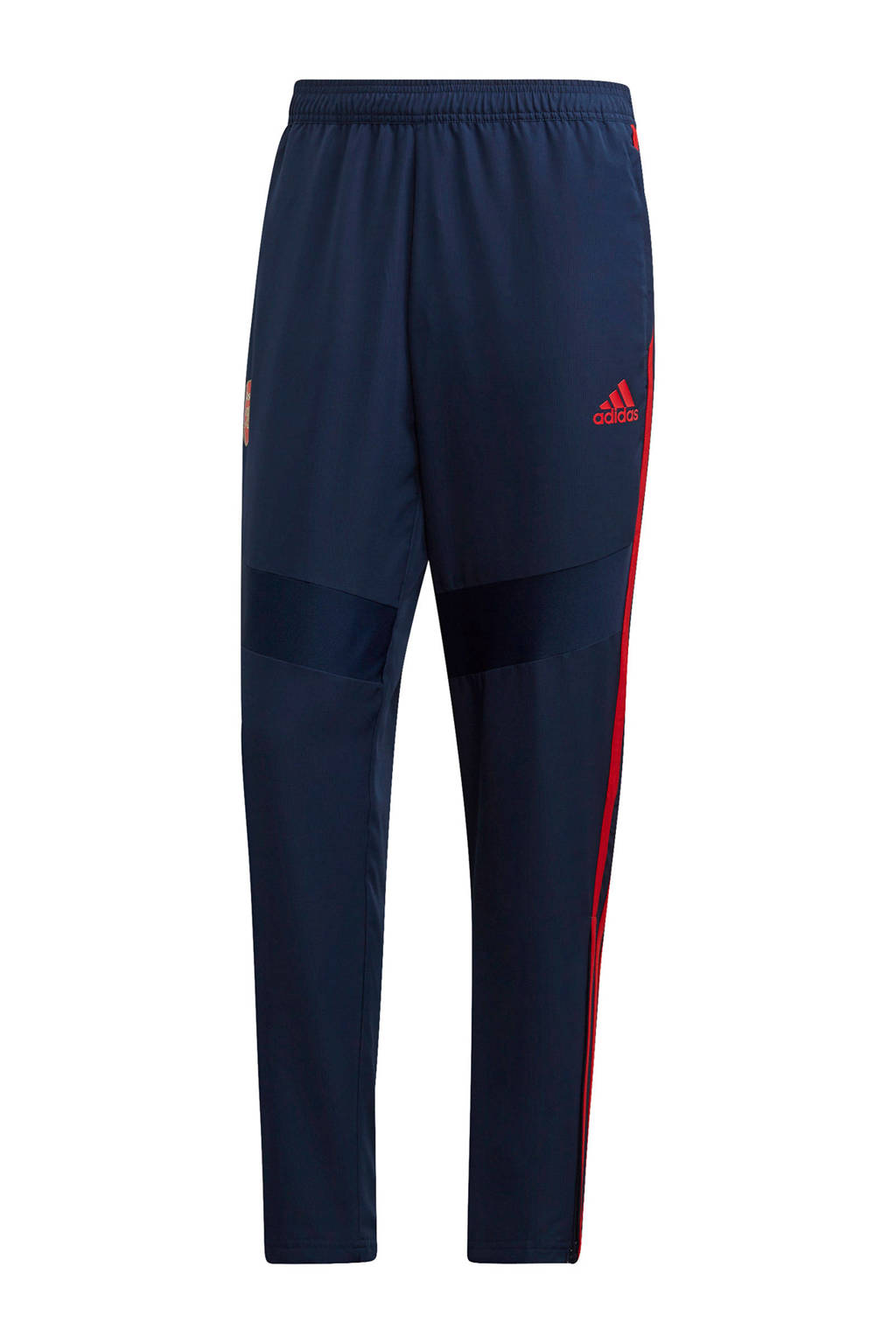 adidas performance Senior Arsenal FC voetbalbroek Presentatie, Donkerblauw/rood