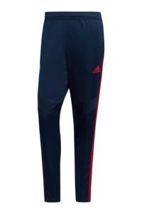 adidas Senior Arsenal FC voetbalbroek, Donkerblauw/rood