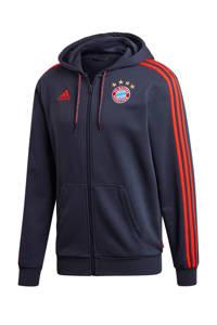 adidas Senior FC Bayern München voetbalvest, Blauw