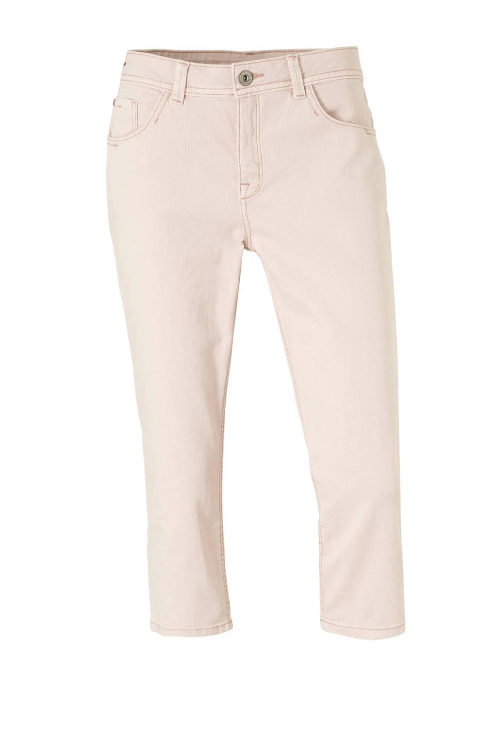 C&A The Denim regular fit capri jeans, Lichtroze