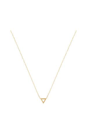 gouden ketting - IB1001190