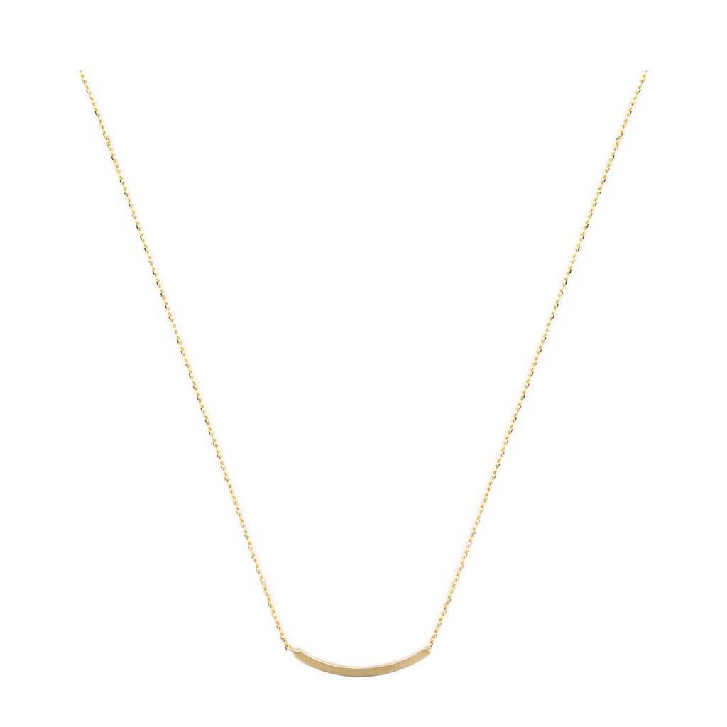 Isabel Bernard gouden ketting - IB1001189, Goudkleurig