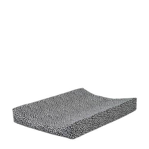 Cottonbaby aankleedkussenhoes panter grijs
