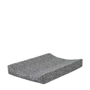 aankleedkussenhoes panter grijs
