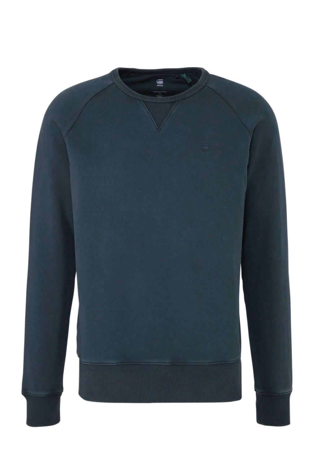 G-Star RAW sweater blauw, Blauw
