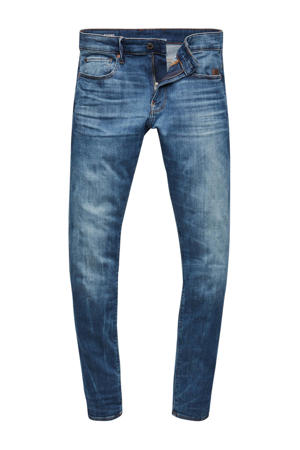 skinny fit jeans Elto medium indigo aged