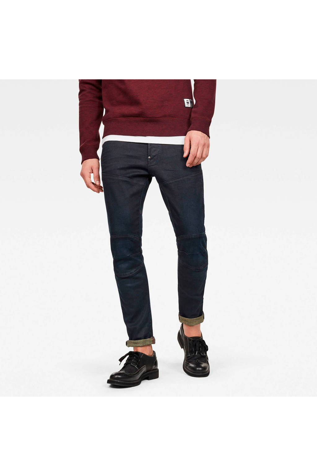 G-Star RAW slim fit jeans Elto dry waxed cobler, Dry Waxed cobler