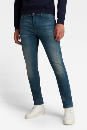 3301 slim fit jeans medium aged