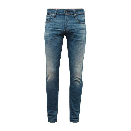 G-Star RAW slim fit jeans 3301 medium aged