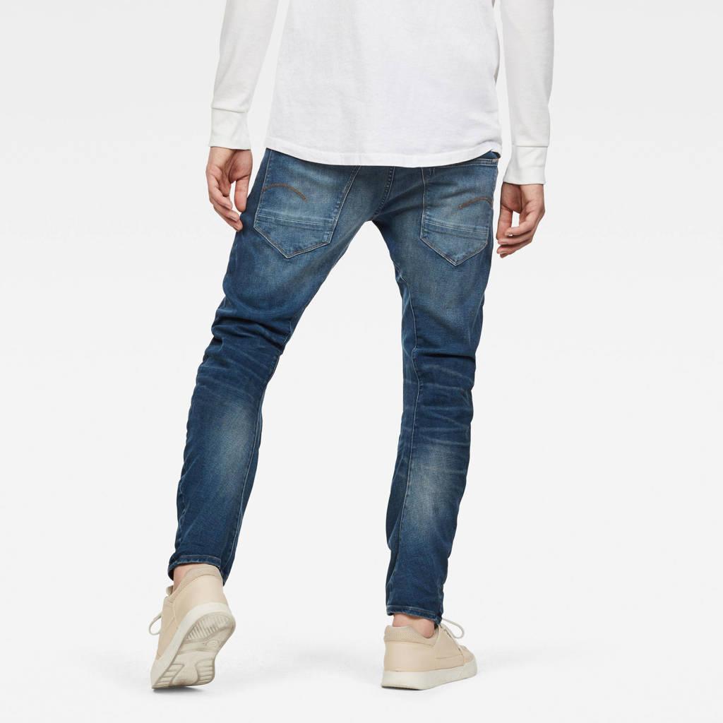 G-Star RAW Arc slim fit jeans, worker blue faded