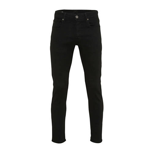G-Star RAW slim fit jeans 3301 pitch black