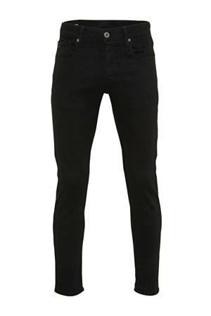 slim fit jeans 3301 pitch black