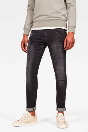 Revend skinny fit jeans medium aged faded