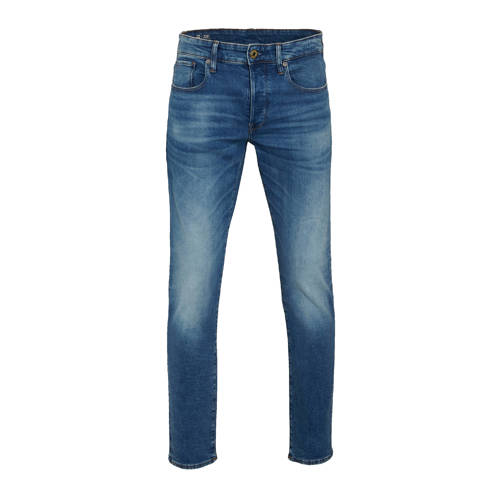 G-Star RAW straight fit jeans 3301 authentic faded