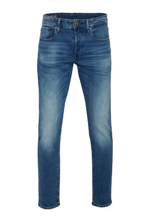 straight fit jeans 3301 authentic faded blue