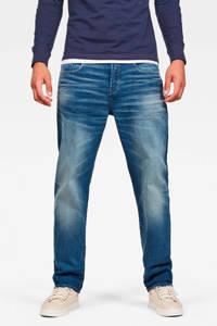G-Star RAW regular fit jeans 3301 worker blue fade, Worker blue fade