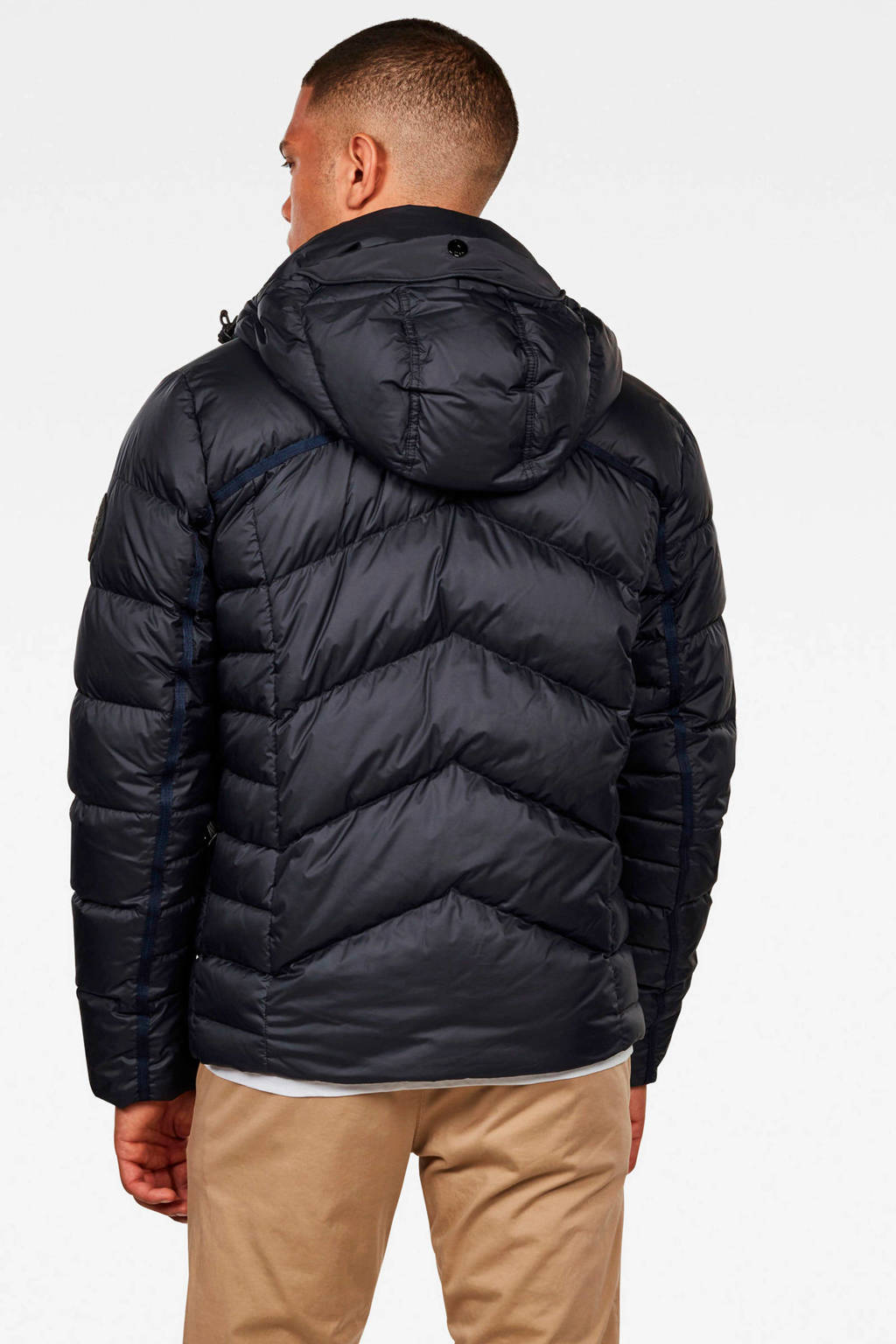G-Star RAW winterjas marine, Marine