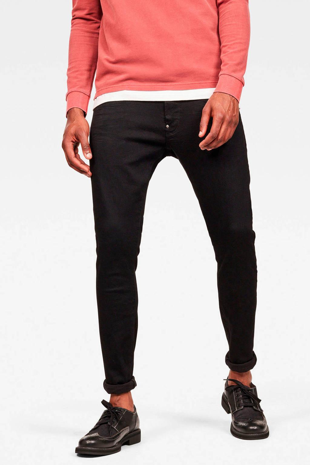 G-Star RAW skinny fit jeans Revend pitch black, PITCH BLACK