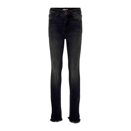 KIDS ONLY skinny jeans met slijtage