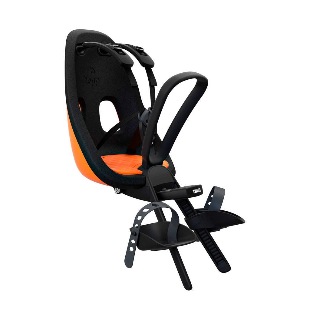 Thule  Yepp Nexxt Mini fietsstoeltje voor vibrant orange, Vibrant orange