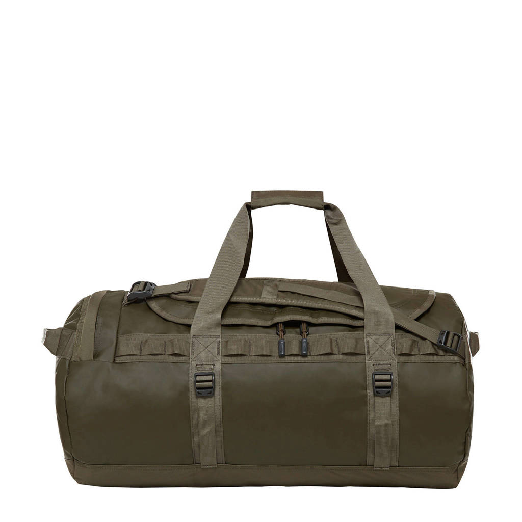 The North Face reistas Base Camp Duffel M taupe, New Taupe Green
