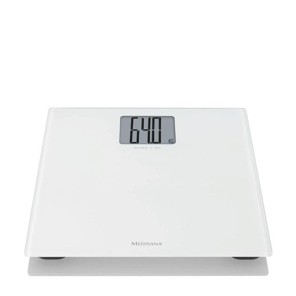 Medisana PS 470 personenweegschaal XL, Wit