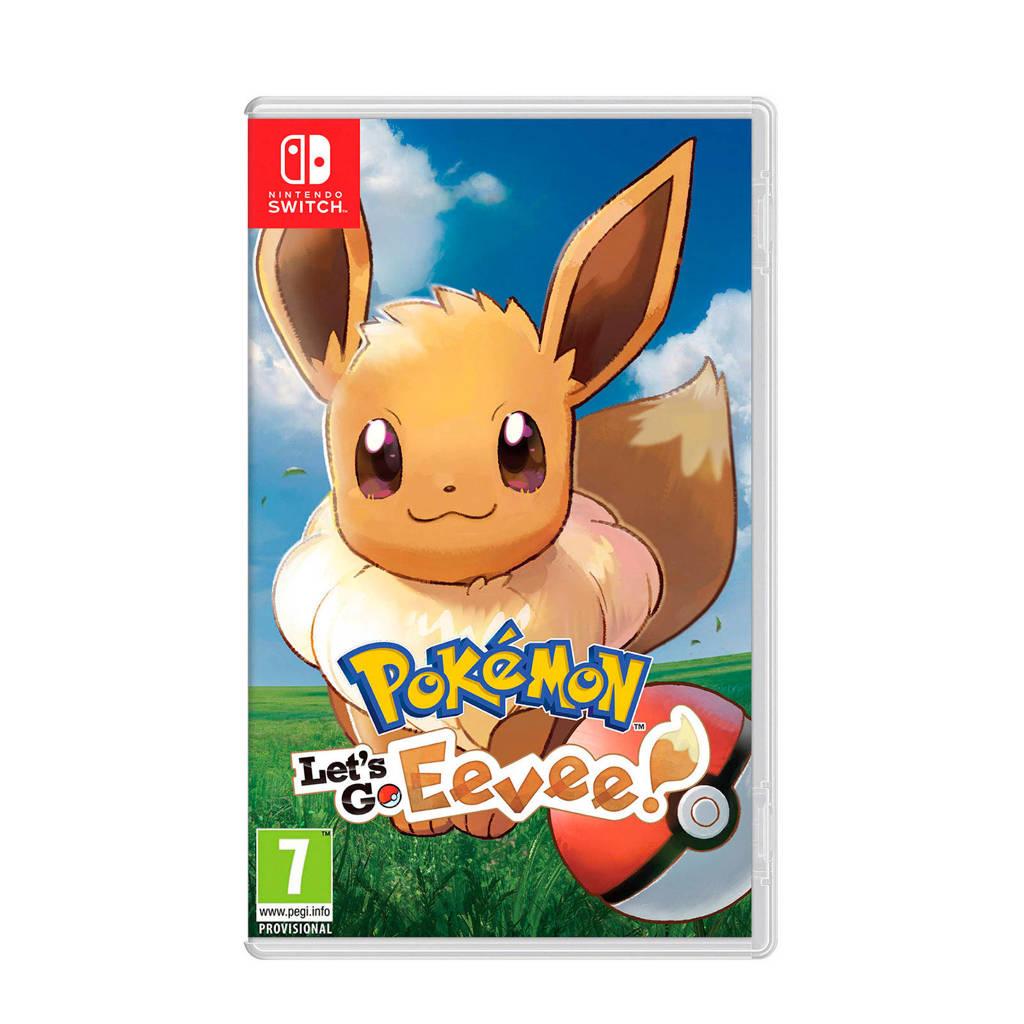 Pokémon Let's Go, Eevee! (Nintendo Switch), -