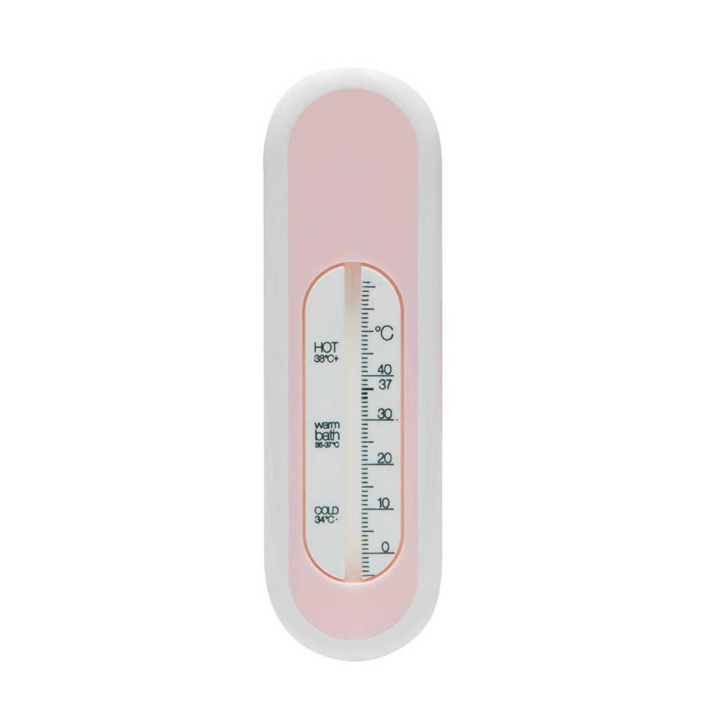 bébé-jou badthermometer roze, Roze