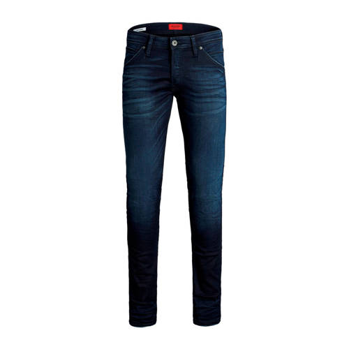 JACK & JONES slim jeans Glenn blue denim