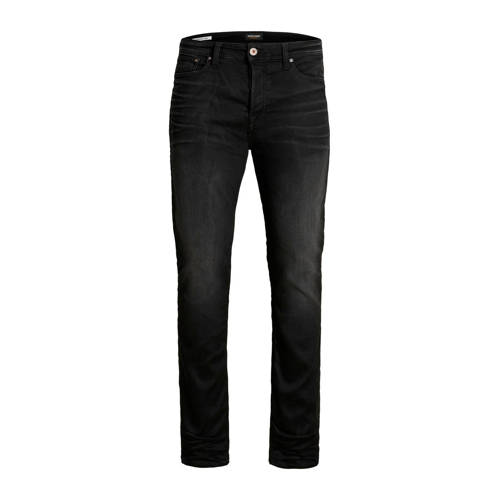 JACK & JONES regular fit jeans Mike black deni