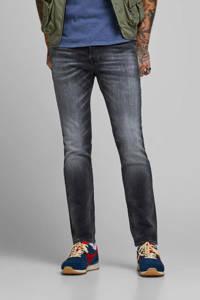 JACK & JONES JEANS INTELLIGENCE slim fit jeans Tim black denim, Black denim