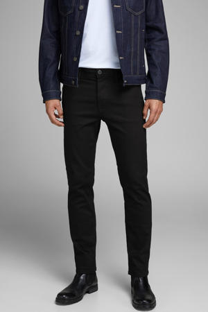 regular fit jeans Clark black denim