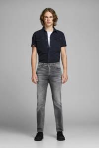 JACK & JONES JEANS INTELLIGENCE regular fit jeans Clark black denim, Black denim
