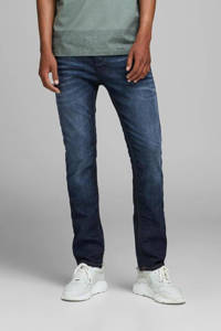 JACK & JONES JEANS INTELLIGENCE slim straight fit jeans Tim blue denim, Blue denim