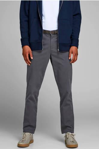 Jack & Jones Jeans Intelligence chino grijs