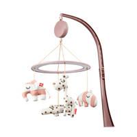 Done by Deer muziekmobiel roze, Roze