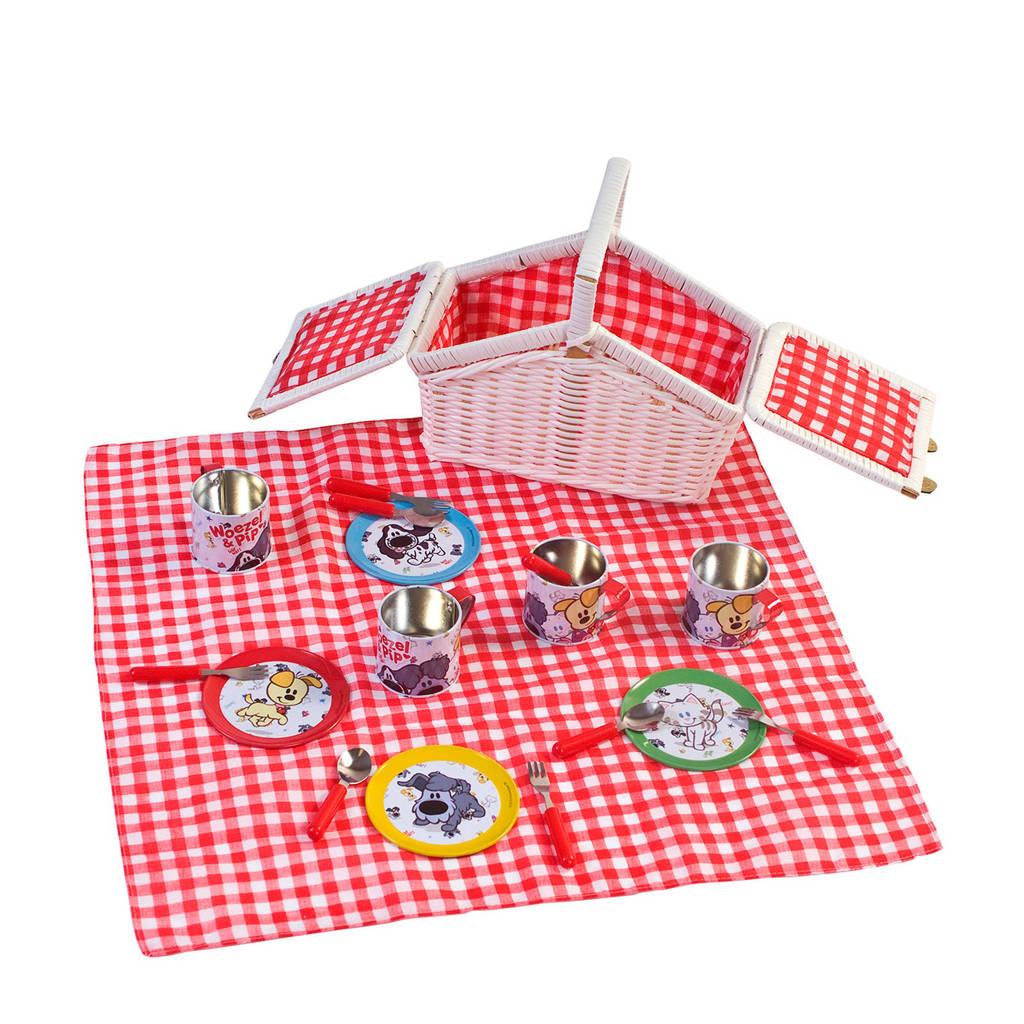 Woezel & Pip  picknickset