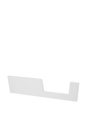 uitvalrek ledikant 70 x 140 cm lichtgrijs