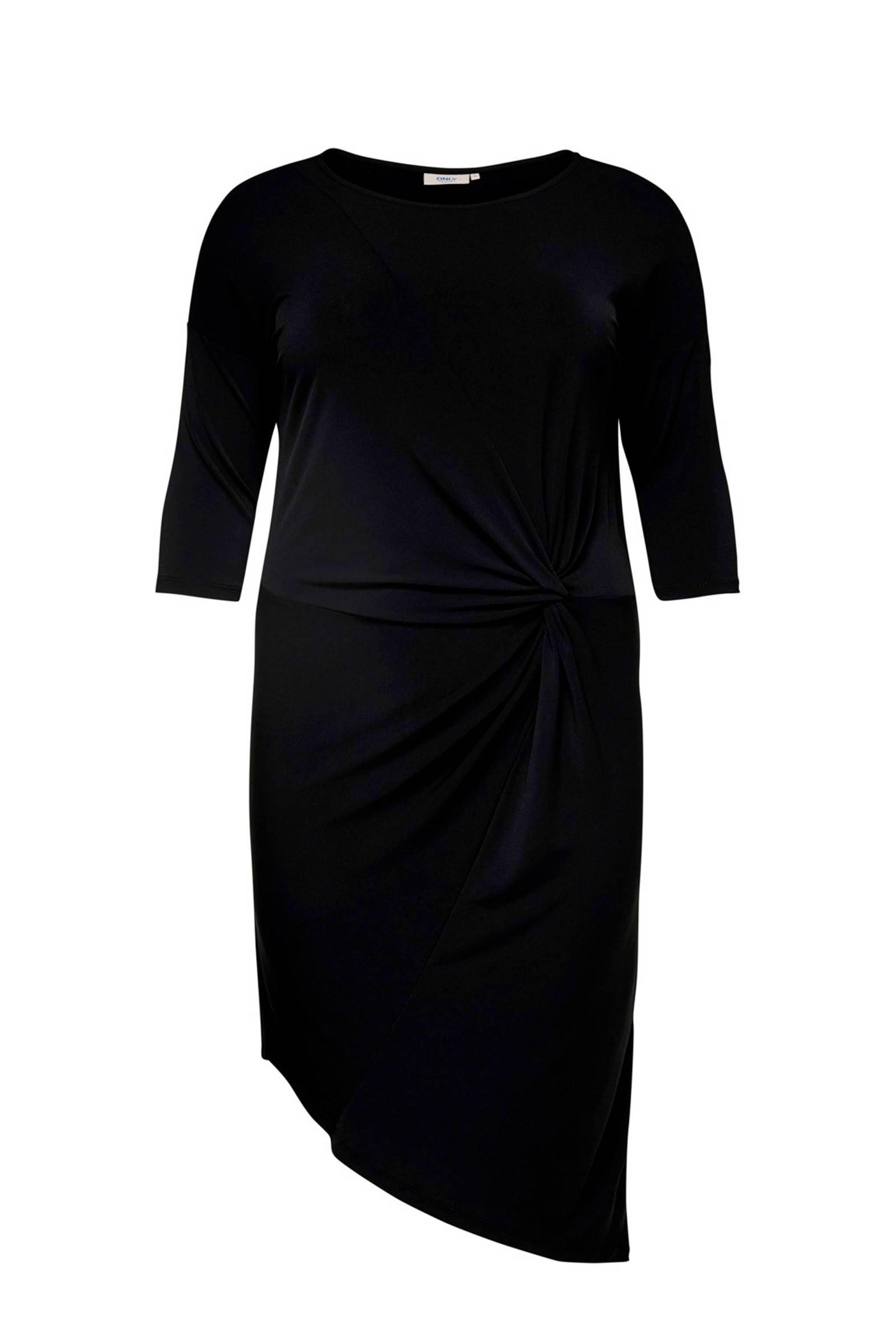 Zwarte jurk Only Carmakoma